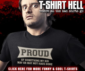 newshirts 300x250 2 Shop Review: Tshirt Hell! T shirt Hell? T Shirt Hell...