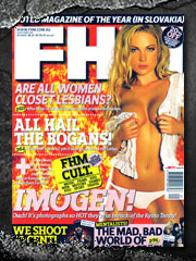 T-Shirt Hell in FHM