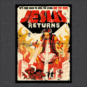 JESUS RETURNS