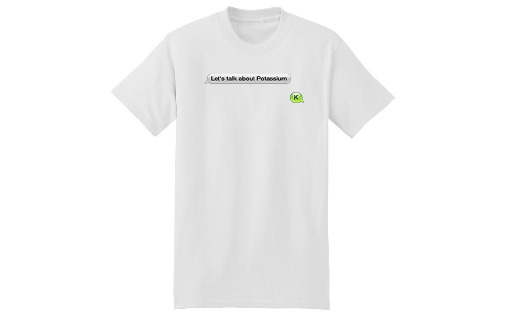 e9b107975 T-Shirt Hell :: Shirts :: LET'S TALK ABOUT POTASSIUM