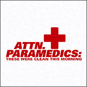 ATTENTION PARAMEDICS (UNDERWEAR)