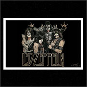 LED ZEPPELIN (POSTER)