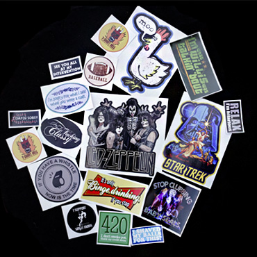 STICKER PACK #1 (GIANT PACK)