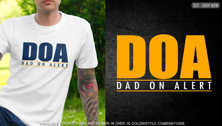 DOA (DAD ON ALERT)