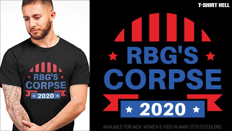 RBG CORPSE 2020 (RUTH BADER GINSBERG)