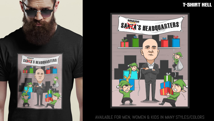 SANTAS HEADQUARTERS (AMAZON)