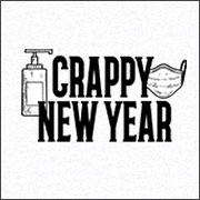 CRAPPY NEW YEAR (MASK)