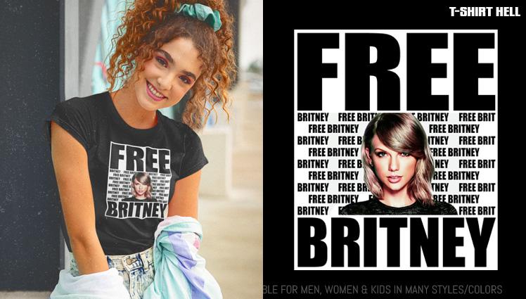 FREE BRITNEY (TAYLOR SWIFT)