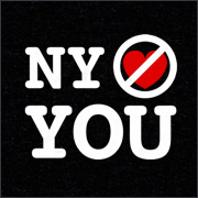 NY DOESN'T LOVE YOU
